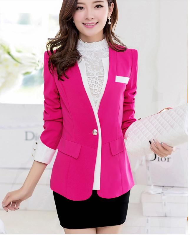New Maternity Dress short suit jacket The spring and autumn period and the han edition leisure dress tide big yards