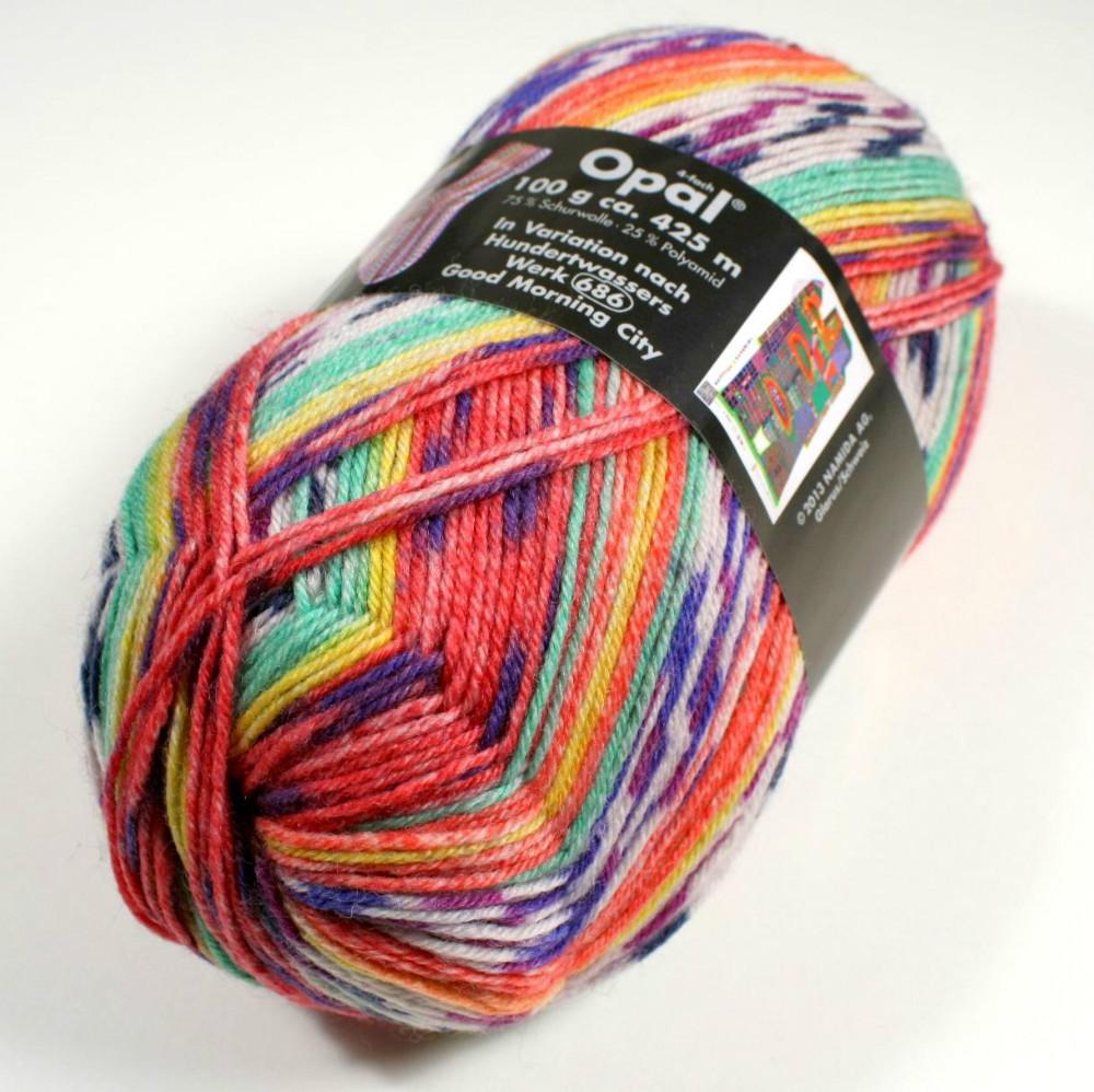 Вязание носков пряжа 48