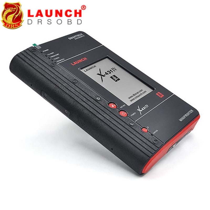 [Authorized Distributor] Launch X431 IV Global Version Free Update via Internet X-431 Master Auto Scanner(China (Mainland))