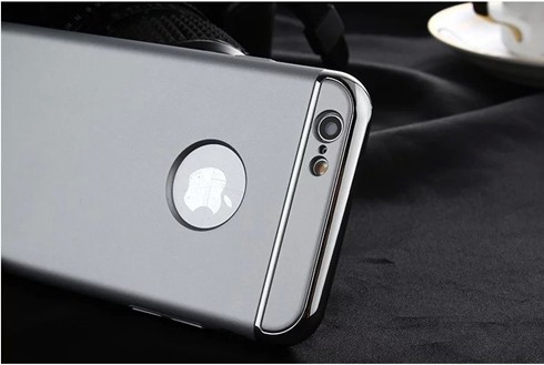 2016 Hot Sale Top Fashion New Anti-knock Phone Case,360 Degree Plated Hard Shatter-resistant Cover For I6/6s 6 Plus/6s Plus