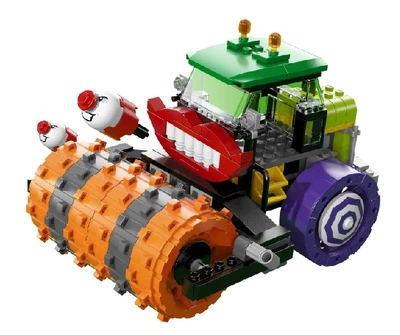 Steamroller Toys Steamroller Toys Building