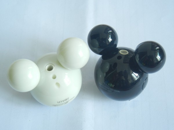 Christmas Gift 4GB Mini Mickey Mp3 Player With USB Cable Earphone And Retail Box 10PCS Free Shipping(China (Mainland))