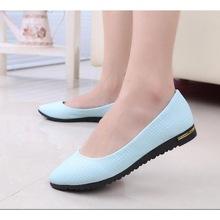 Women Flat Shoes 2015 Summer Style Slip On Shoes Women Shallow Mouth Flat Shoes Women Solid Casual Ladies Shoes(China (Mainland))