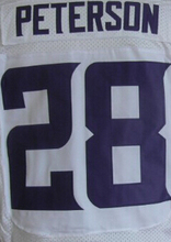 5 Teddy Bridgewater 22 Harrison Smith Jersey 28 Adrian Peterson 55 Anthony Barr 14 Stefon Diggs sttiched size M-3XL(China (Mainland))