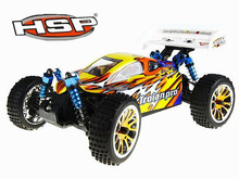 HSP 94185 RC Car 1/16 Scale Electric Power 4WD Off Road Buggy Brushless/Brushed Racing Similarity Himoto P2