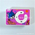 Wholesale Sport Mini Clip Tom and Jerry Mp3 Music Player with TF Slot For Running and