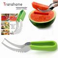 Hot Sale Stainless Steel Watermelon Slicer Corer Melon Smart Slicer Knife For Watermelon Fruit Slicer kitchen