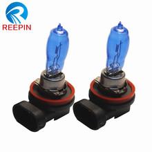 Buy 10pcs Xenon H8 12V 55W pgj19-1 super white car external light fog lights bulb HOD HXB lamp quartz glass 6000K CP028 for $31.96 in AliExpress store