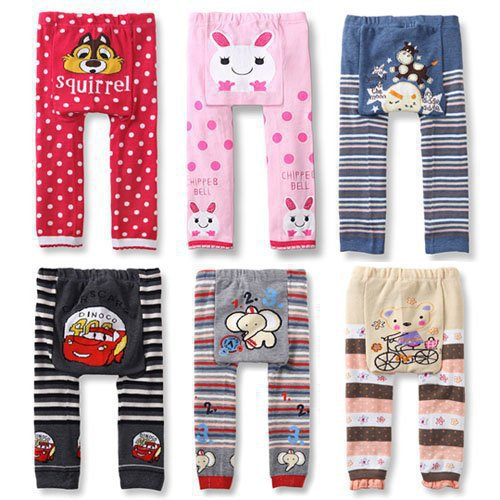 Гаджет  Cute Animals Pants Baby Tousers Kid Wear for Autumn Drop Dhipping Free Shipping None Детские товары