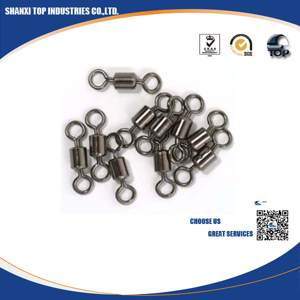 500pcs Top quality Wholesale rolling swivel 2/0(China (Mainland))