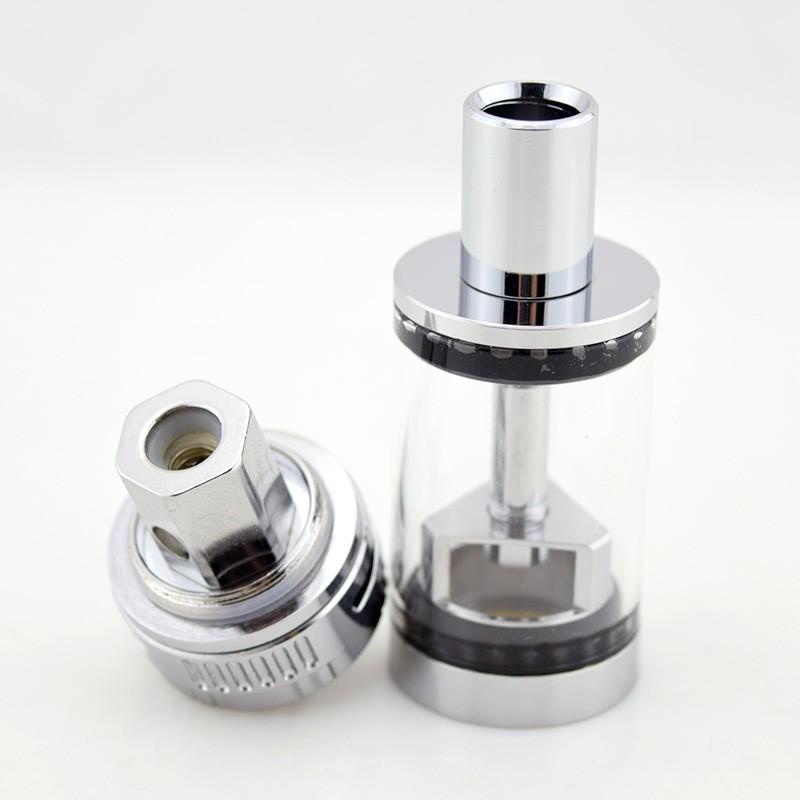 ถูก บุหรี่อิเล็กทรอนิกส์M22 2.5มิลลิลิตร0.5โอห์มขดลวดเปลี่ยนเครื่องฉีดน้ำเหมาะสำหรับEvod/อาตมาแบตเตอรี่ปรับปรุงM16เครื่องฉีดน้ำอิเล็กทรอนิกส์ถังบุหรี่