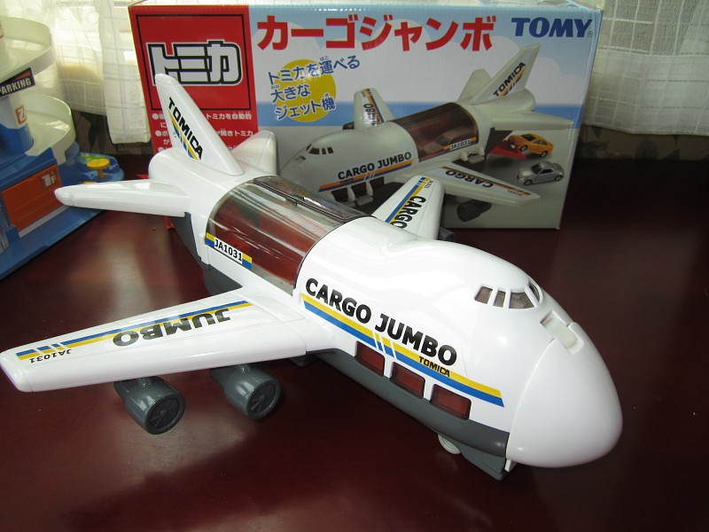 Tomica Tomy 100% Original Transport Plane Truck 1/60 Car World Scene Matchbox (Silver Mica Metalic) Children Toy(China (Mainland))