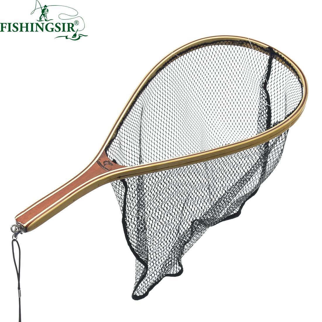 сплести сачок для рыбалки