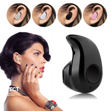 Mini Wireless in ear Earpiece Bluetooth Earphone Cordless Hands free Headphone Blutooth Stereo Auriculares Earbuds Headset Phone(China (Mainland))