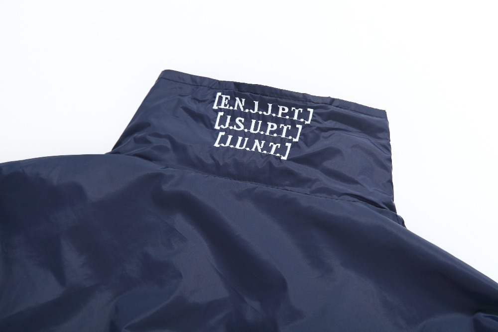 New Arrival top brand outdoors clothes Men winter Fleece Jacket Air Force One Windbreaker Jacket Aeronautica