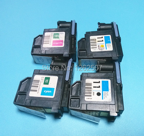 Republished printhead c4813 Printhead for HP11 Yellow print head 500 printhead 800 printhead for hp