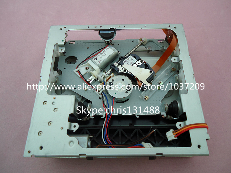 Free shipping New Original SONI KSS-910A laser Car Audio mechaism without PC boards(China (Mainland))