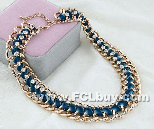 Fashion Duck Necklace 581092(China (Mainland))