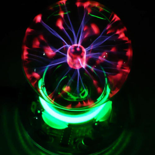 Magic Car Plasma Light Ball Air Freshener Crystal Sphere Negative Ion Car Interior Light Music Voice Touch Sound Control Lamp(China (Mainland))