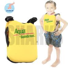 Swim School Adjustable Kids Swim Trainer Life Vest  Baby Swimming Drifting Safety Vest for Boys and Girls swim vest children(China (Mainland))