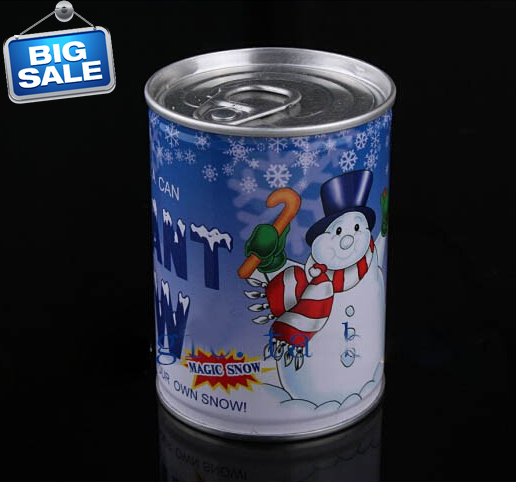 fake snow, Instant Snow, Artificial Snow,Funny Christmas Gifts or Valentines' Day Decoration DIY(China (Mainland))