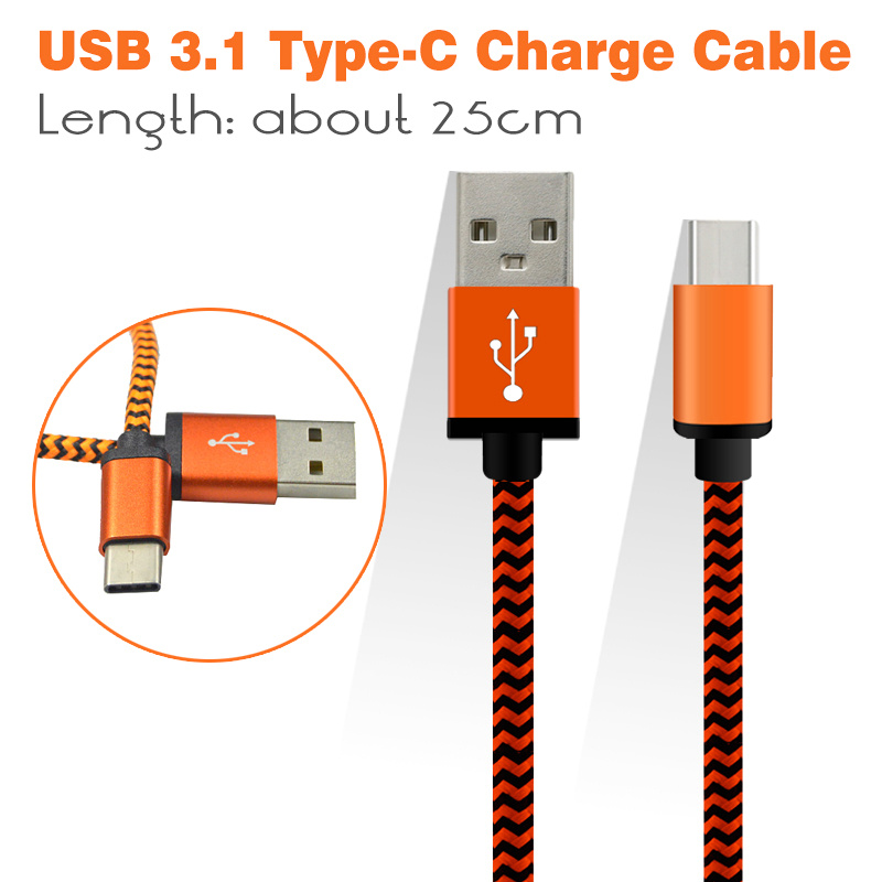 USB 3.1 Type C USB C cable USB Data Sync Charge Cable for For ZUK Z1 For Xiaomi 4C NEXUS 5X 6P(China (Mainland))