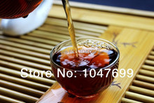 Free shipping The world only 7 Piece Pu er tea 357g treasures puerh Weight loss beauty