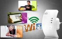 Wireless-n 802.11N Wifi Verstärker/B/G Netz-fräser-strecken-expander 300 Mt dbi Antennen Signal-verstärker(China (Mainland))