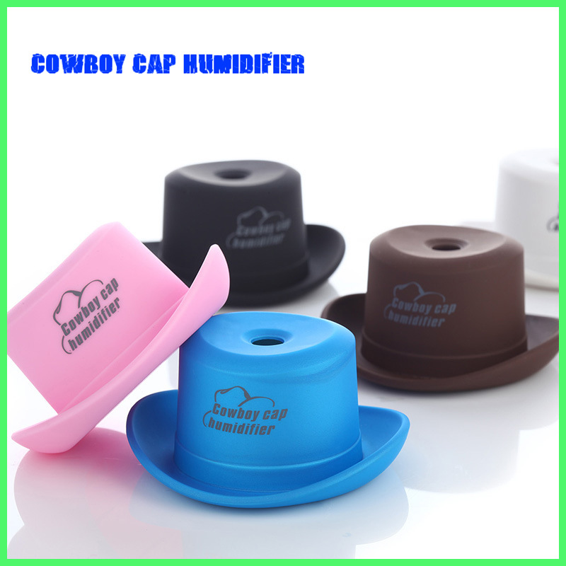 Portable USB cowboy hat DC 5V Mini humidifier outlet aromatherapy spray machine Household water bottle cap humidifier<br><br>Aliexpress