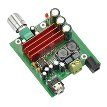 Buy TPA3116 100W Subwoofer Digital Power Amplifier Board TPA3116D2 Amplifiers NE5532 OPAMP 8-25V for $9.10 in AliExpress store