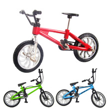 BS#S Functional Finger Mountain Bike BMX Fixie Bicycle Boy Toy Creative Game Free Shipping(China (Mainland))