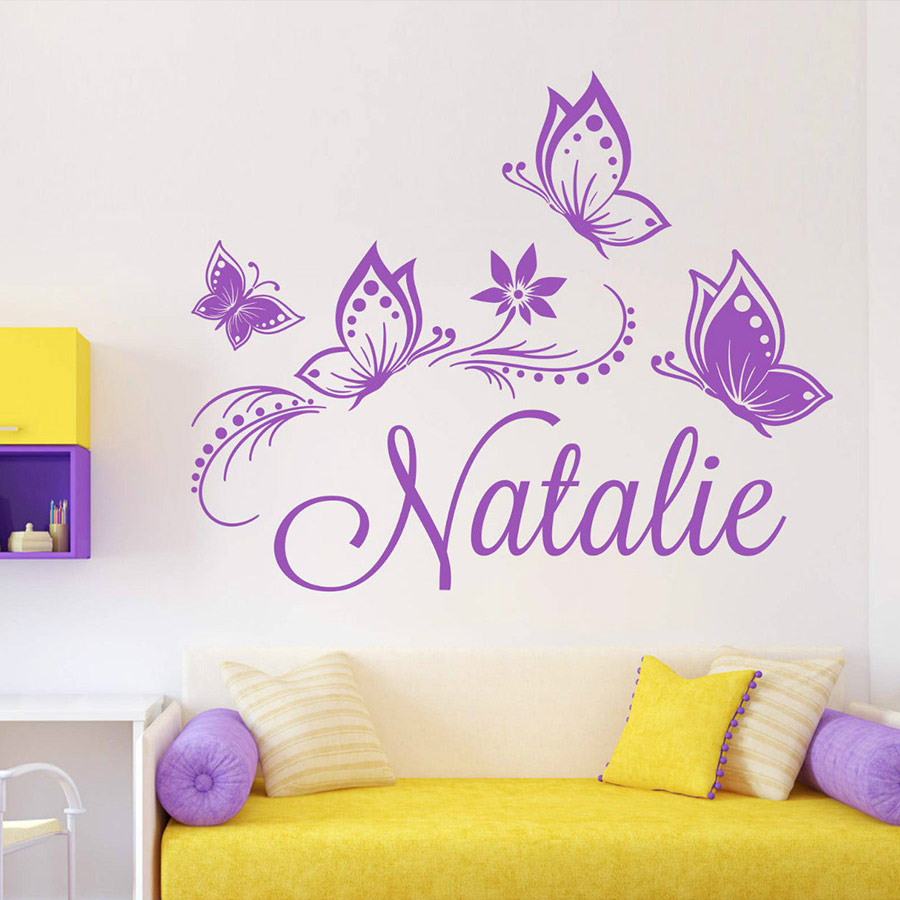 Personalized Wall Decals For Kids Rooms