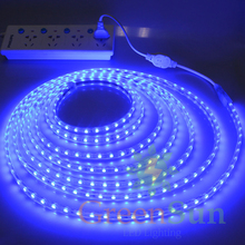 Buy Blue Color 5-20M 60 LEDs/ meter Ultra Bright 5050 SMD LED Outdoor Garden Home Strip Rope Light Waterproof Free for $12.12 in AliExpress store