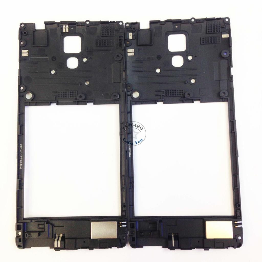 Original Middle Frame Bezel + Loudspeaker Buzzer Ringer Assembly For Xiaomi 4 M4 Mi4 Middle Frame Housing Replacement Parts
