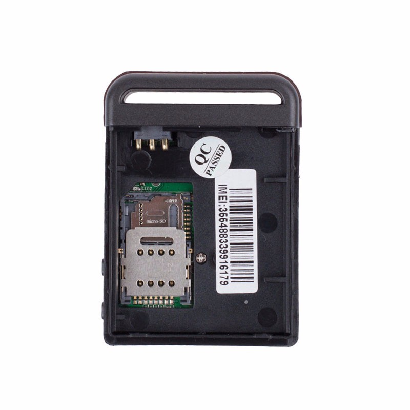 New Arrival Top Quality Mini GPS/GSM/GPRS Car Vehicle Tracker TK102B Realtime Tracking Device Person Track Device Free Shipping