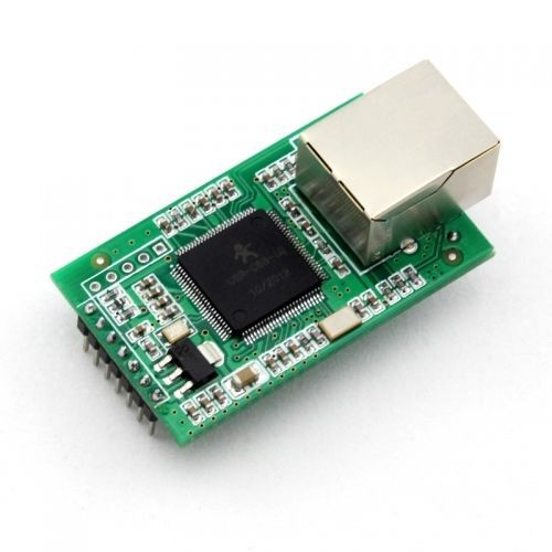 FD012 1 Piece USR-TCP232-E Serial Server RS232 RS485 To Ethernet TTL Level DHCP Web Mod(China (Mainland))
