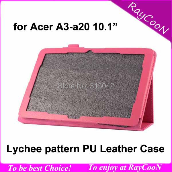 wholesale 10pcs For Acer A3-a20 Stylish PU Leather stand Case,for acer a3-a20 10.1 leather protective cover,can mix color<br><br>Aliexpress