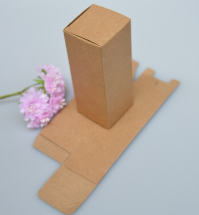 Size:4.8*4.8*11.4cm, cardboard hat boxes , retail packaging , box paper(China (Mainland))