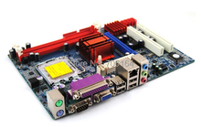 100% tested new high quality free shipping G41 motherboard with LGA775 ,support ddr3 ram (China (Mainland))