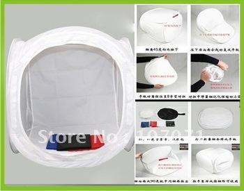 """20"""" 50cm Light Photo Cube Soft Box +4 Color Backdrops Camera & Photo for Photo Studio Accessories"""