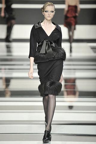 Lebanese fashion designer Elie Saab black short piece quinceanera dresses(China (Mainland))