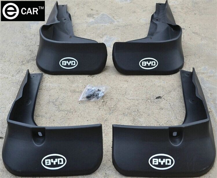 FREE SHIPPING BYD S6 mudguard Fender mudflaps special fender<br><br>Aliexpress