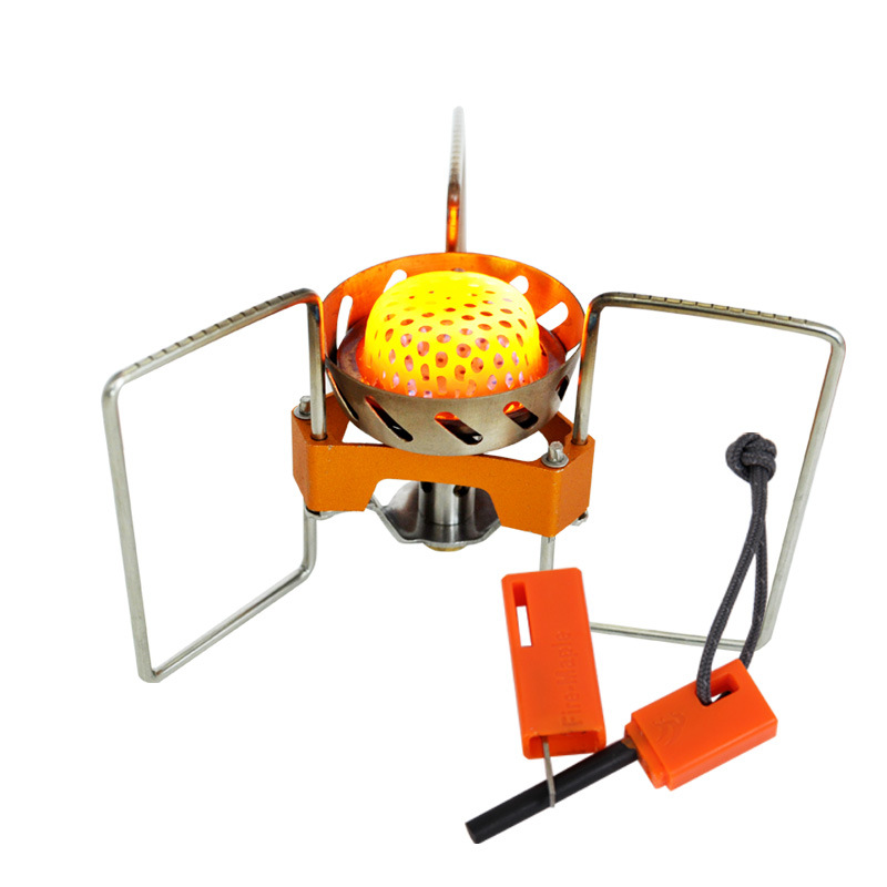 Fire-Maple FWS-02 flame windproof outdoor camping picnic ultra light split tank furnace gas stove head