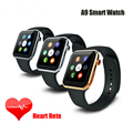 Smartwatch A9 MTK2502 Bluetooth Smart watch for Apple iPhone Samsung Android Phone heart rated relogio inteligente