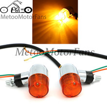 New Motorcycle Motorbike Turn Signal Indicators Blinkers For Honda/Suzuki/Kawasaki/Yamaha/Harley /Ducati/ BMW/ KTM D15