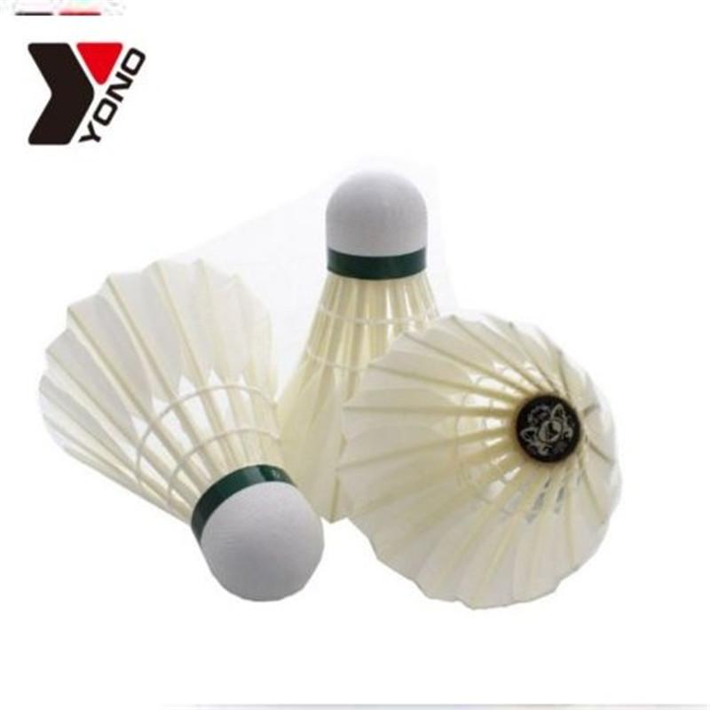 Top Quality Professional YONO Badminton Shuttlecocks Birdies Badminton Ball(China (Mainland))