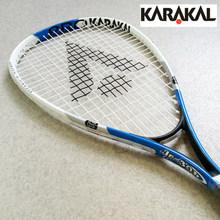 Karakal Carbon Aluminum Alloy Squash Racket Kid Blue Red Squash Racquet With Racket Bag Sports Equipment Squash Racquet Children(China)
