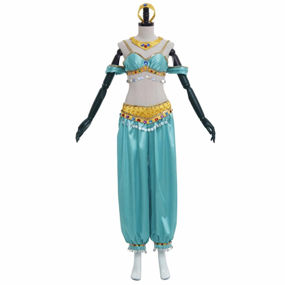 online kaufen gro handel princess dress jasmine aus china princess dress jasmine gro h ndler. Black Bedroom Furniture Sets. Home Design Ideas