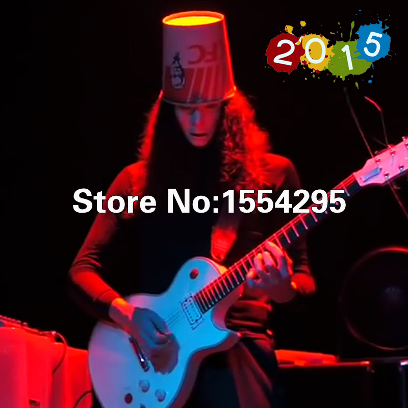 In Stock -Custom Shop 24 Frets LP Electric Guitar,Buckethead guitarra Kill Switch,Alpine White,All Color are available,Wholesale(China (Mainland))