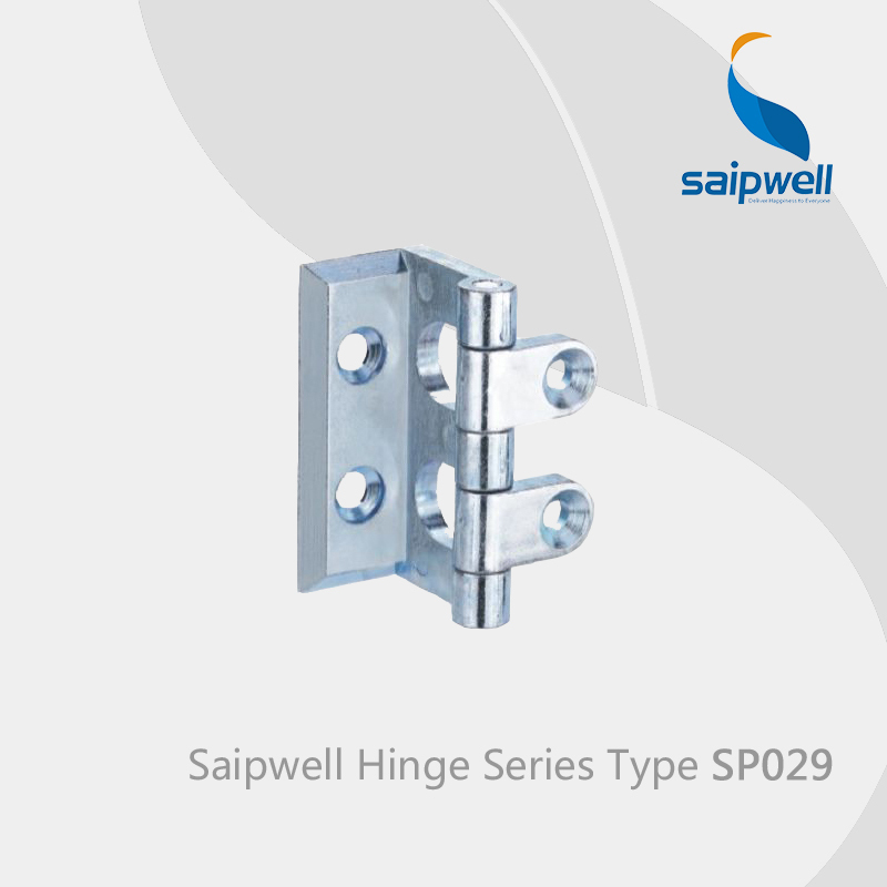 Saipwell SP029 kitchen corner cabinet hinges door hinges for pvc doors display cabinet glass hinges 10 Pcs in a Pack(China (Mainland))